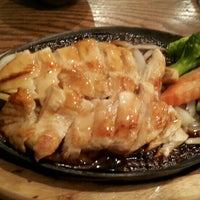Photo taken at Shogun Japanese Restaurant by Luke S. on 7/3/2015
