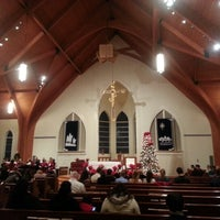Photo taken at Blessed Sacrament by Kety on 12/25/2012