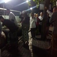 Photo taken at Makam Sunan Ampel by Rio L. on 10/31/2016