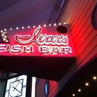 Photo taken at Ivar's Fish Bar by Tabby B. on 8/10/2013