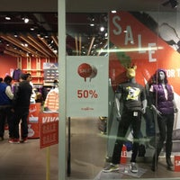 Photo taken at The PUMA Store by Humberto H. on 12/31/2013