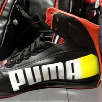Photo taken at The PUMA Store by Humberto H. on 11/7/2013