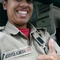 Photo taken at 28o Grupamento Bombeiro Militar by Jessyca R. on 7/2/2015