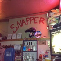 Photo taken at Snapper's by Kim on 8/13/2013