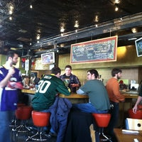 Photo taken at Burrito Union by Tom D. on 12/30/2012