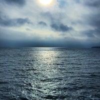 Photo taken at Long Island Sound by Matt E. on 12/27/2015