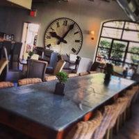 Photo taken at Tiny Boxwood's Cafe by Jason T. on 10/8/2013