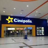 Photo taken at Cinépolis by Celestino D. on 6/25/2013