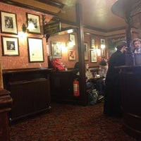 Photo taken at Fitzroy Tavern by Michael D. on 10/8/2012
