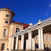 Photo taken at Schloss Rheinsberg by Denise P. on 4/21/2013