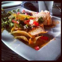 Photo taken at BlackFinn American Grille by Stephen W. on 9/26/2012