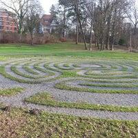 Photo taken at Ernst-Ehrlicher-Park by bussfoerare B. on 1/17/2015