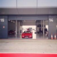 Photo taken at Silverstone Circuit by Ryan W. on 4/22/2013