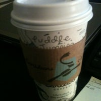 Photo taken at Caribou Coffee by Sean R. on 10/29/2012