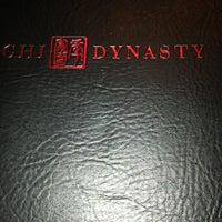 Photo taken at Chi Dynasty by Hugo V. on 1/5/2013