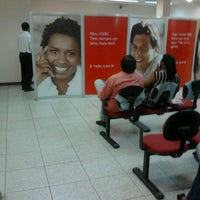 Photo taken at HSBC by Diego T. on 10/11/2012