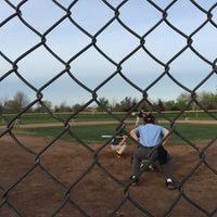 Photo taken at Rau Park by Richard P. on 3/13/2015
