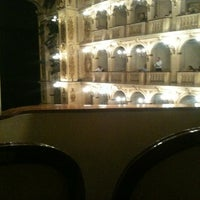 Photo taken at Teatro Comunale by Jacopo C. on 10/10/2012