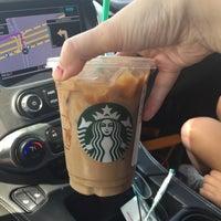 Photo taken at Starbucks by cristina c. on 7/11/2016