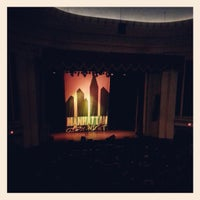 Photo taken at Mayo Performing Arts Center (MPAC) by Doreen E. on 1/26/2013