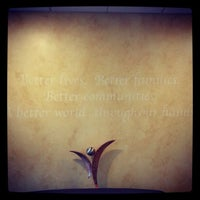 Photo taken at Massage Envy - Edgewater by Doreen E. on 1/15/2013