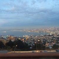 Photo taken at Cerro Playa Ancha by Rodrigo S. on 7/8/2015