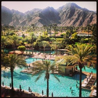 Photo taken at Renaissance Indian Wells Resort & Spa by e*starLA on 3/6/2013