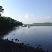 Photo taken at Esopus Lighthouse Park by Eugene N. on 7/27/2014
