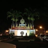 Photo taken at มหาลัยเชียงใหม่ by Shutter B on 12/28/2012