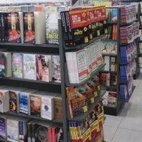 Photo taken at POPULAR Bookstore by Al-Mukhtar A. on 8/16/2014