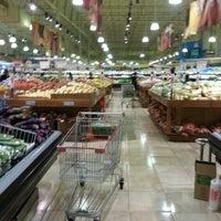 Photo taken at Super H Mart by Erik @ S. on 10/11/2012