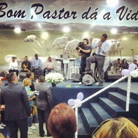 Photo taken at Igreja Mundial do Poder de Deus by Alexandre T. on 7/14/2013