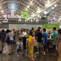 Photo taken at Singapore EXPO by Pohui K. on 11/10/2012