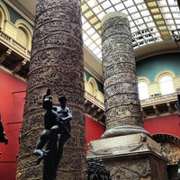Photo taken at Victoria and Albert Museum (V&A) by Michael C. on 5/17/2013