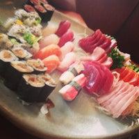 Photo taken at Sushi Leblon by Thiago L. on 3/30/2013