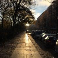 Photo taken at Helmholtzplatz by marcus L. on 11/3/2016
