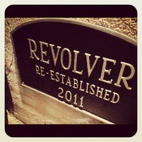 Photo taken at Revolver by Charles B. on 11/18/2012