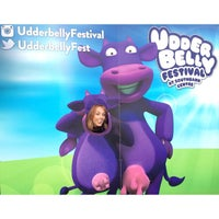 Photo taken at Udderbelly Festival by Mikey I. on 6/11/2015