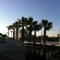 Photo taken at Orange County Convention Center South Concourse by Gia N. on 5/14/2013