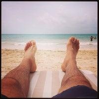 Photo taken at Secrets Capri Riviera Cancun by Efren T. on 7/4/2013