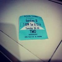 Photo taken at Rotunda Cinemas by Donald B. on 8/13/2014