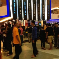 Photo taken at Golden Screen Cinemas (GSC) by Ashrill F. on 6/8/2013