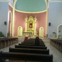 Photo taken at Templo Votivo do Santíssimo Sacramento by Daniel A. on 5/29/2016