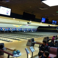 Photo taken at Maple Lanes by Hany Y. on 11/24/2012