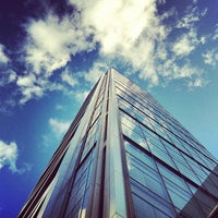 Photo taken at Salesforce Tower by Ming Y. on 9/29/2012