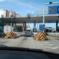 Photo taken at Plaza Tol Sungai Besi by Lina K. on 5/9/2013