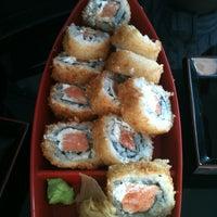 Photo taken at Sushi Redentor by Fernanda C. on 3/22/2013