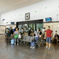 Photo taken at Stazione Faenza by Lorenzo M. on 7/20/2013