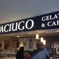 Photo taken at Paciugo Gelato & Caffè by Lulu on 5/17/2014
