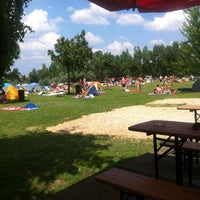 Photo taken at Dunaharaszti Wakeboard by Gergely B. on 7/7/2013